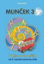 Mlinček 3. Vadnica za slovenščino za 3. razred osnovne šole