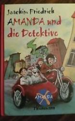 Amanda in detektivi