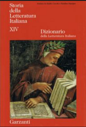 14: Dizionario della letteratura italiana