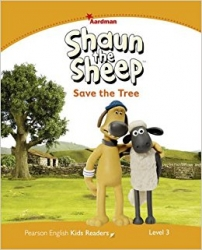 Shaun the sheep. Save the tree